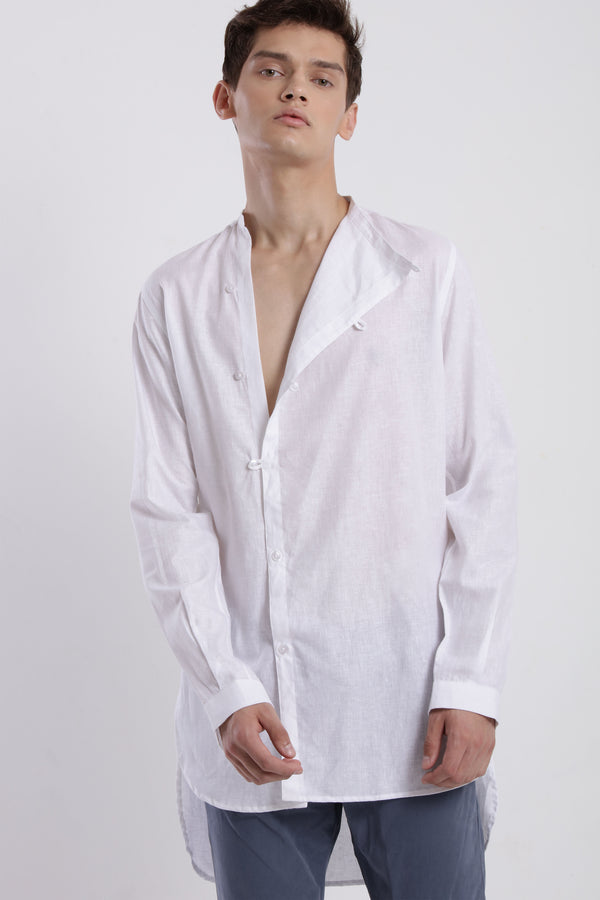 APOLLO KURTA - WHITE