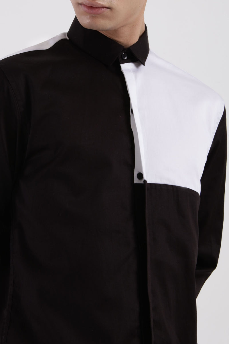 ARTHUR SHIRT - BLACK