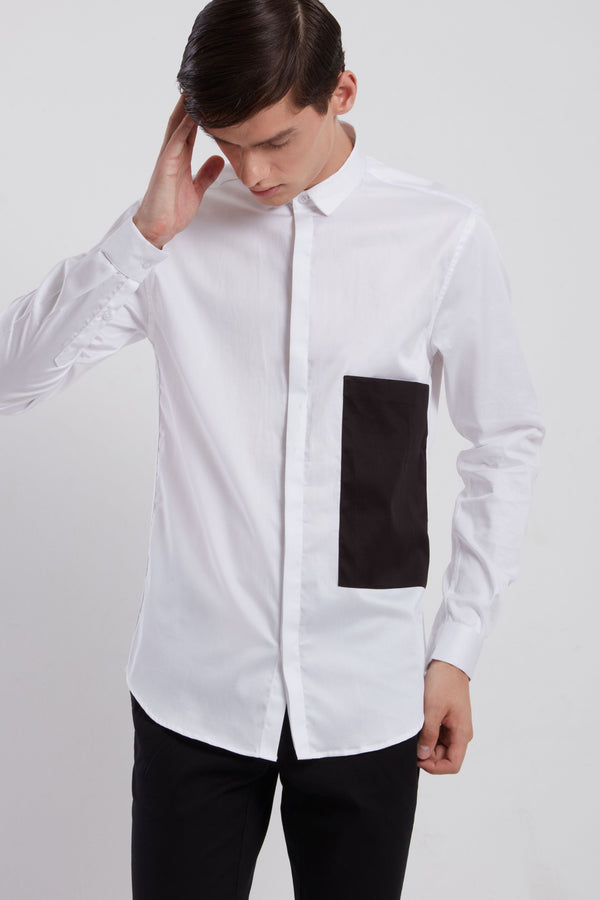 HARRIS SHIRT - WHITE