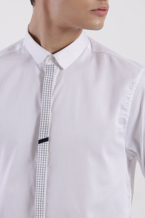 ADAM SHIRT - WHITE