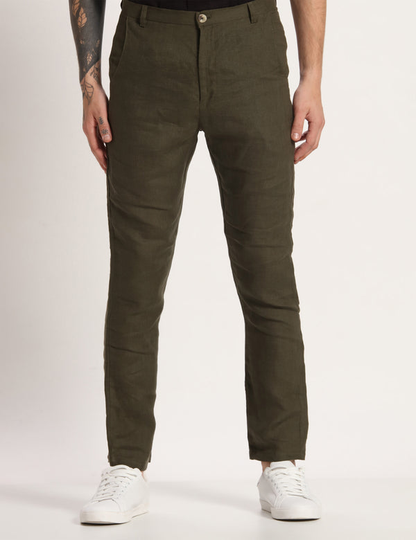 TOCO TROUSER - GREEN