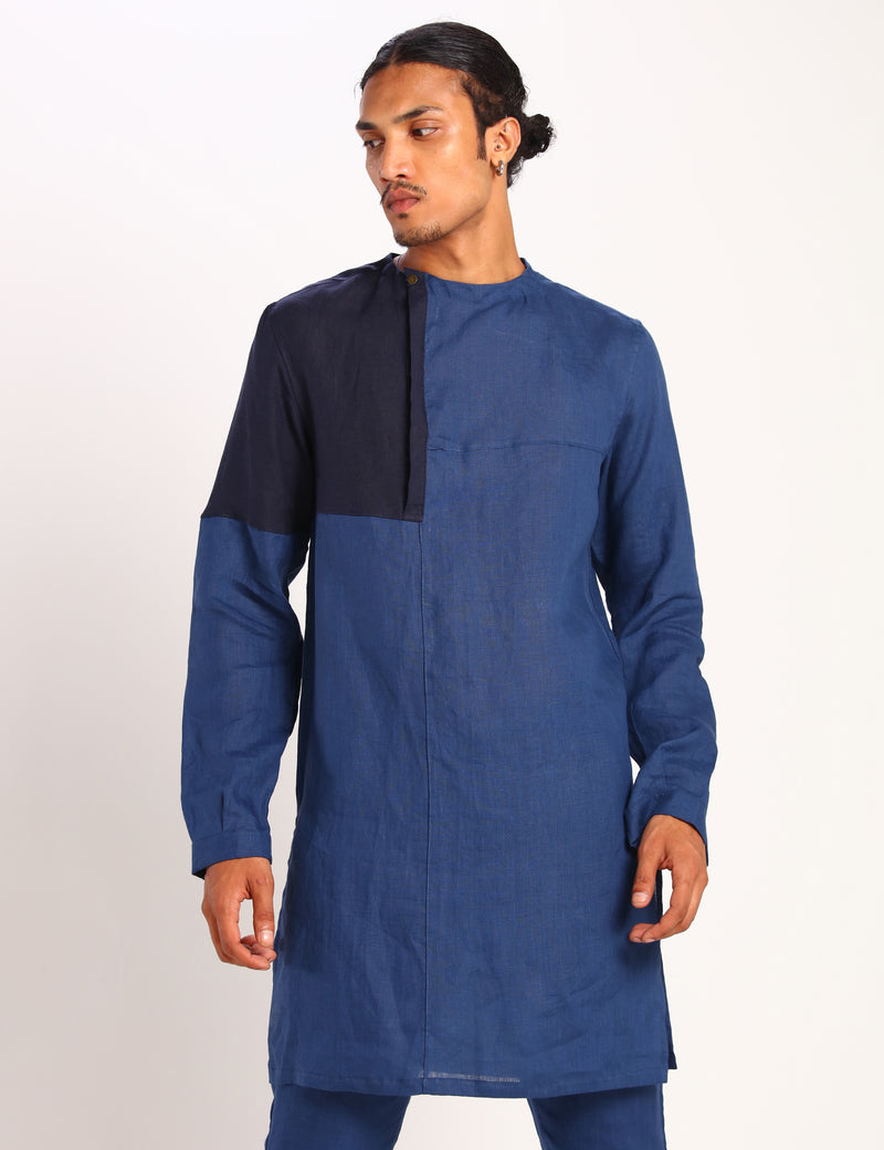 POKER KURTA - INK