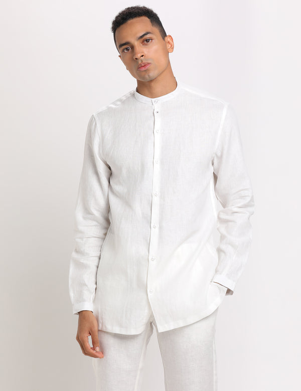 UBUD SHIRT - WHITE