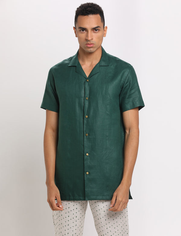 ALEX SHIRT - GREEN