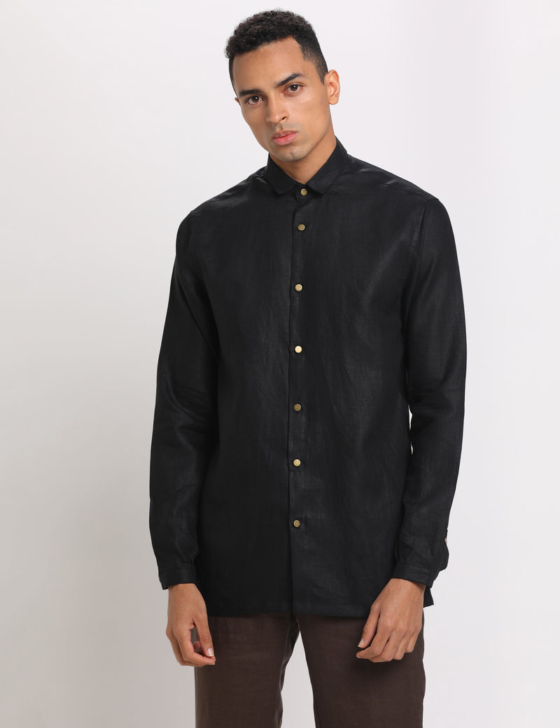 AIR SHIRT - BLACK