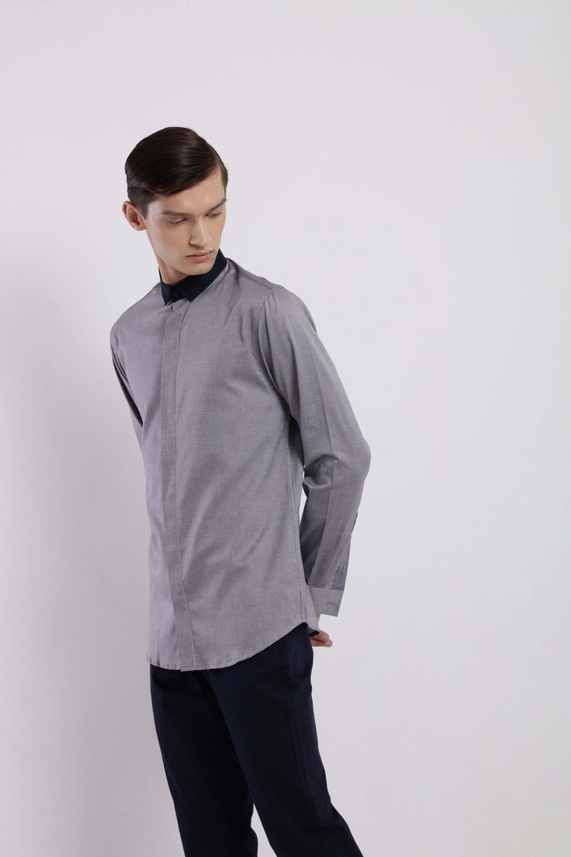 DAMON SHIRT - GREY