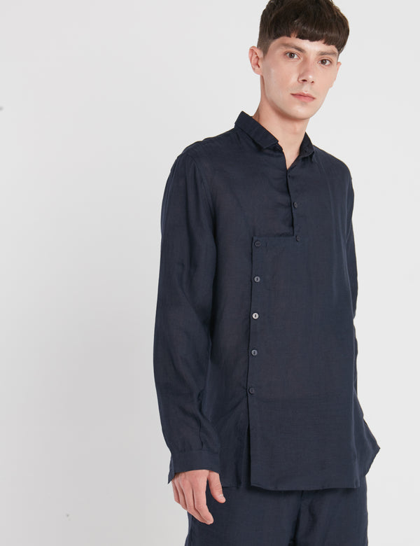 EDGEWOOD SHIRT - NAVY