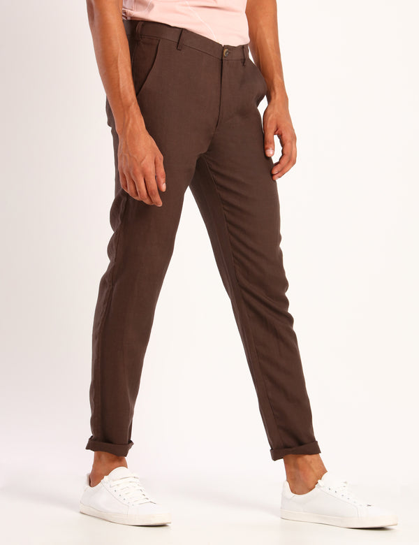 TOCO TROUSER - BROWN