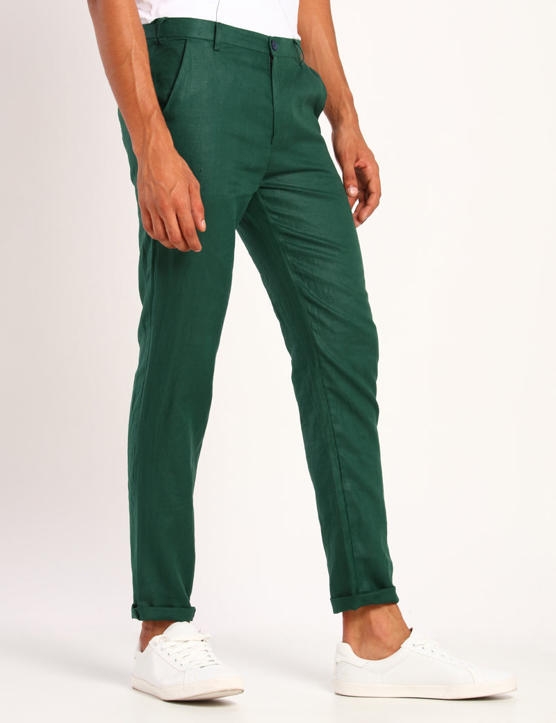 TOCO TROUSER - FOREST GREEN