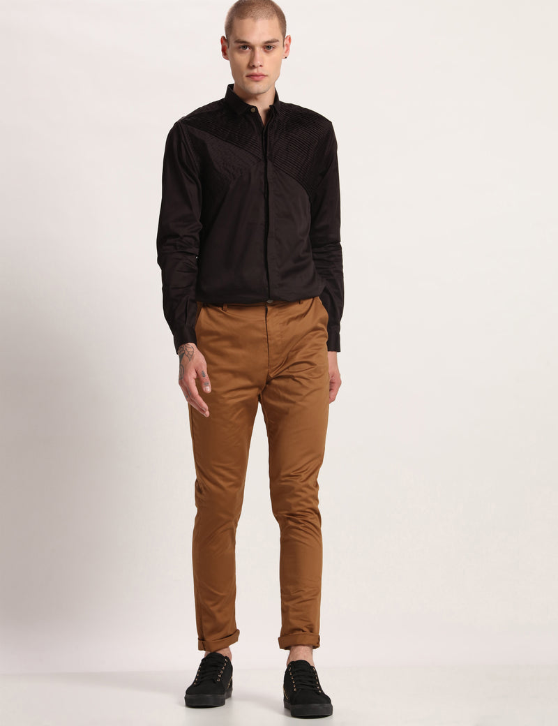 WEST SHIRT - BLACK