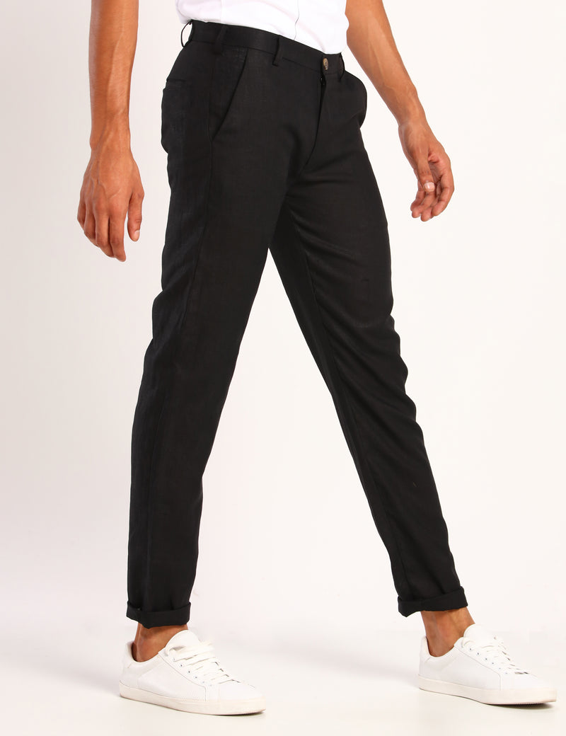 TOCO TROUSER - BLACK