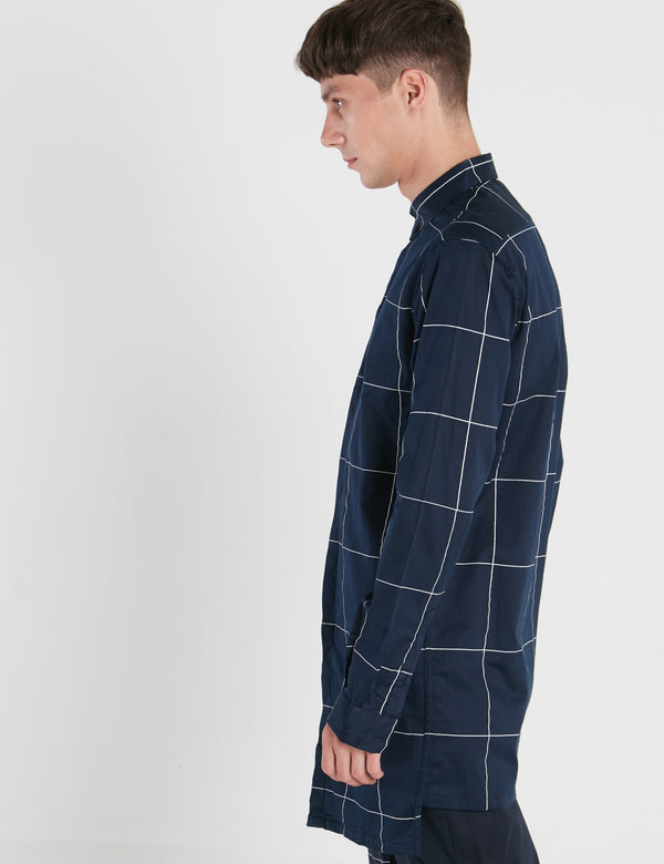 AVONDALE SHIRT - NAVY