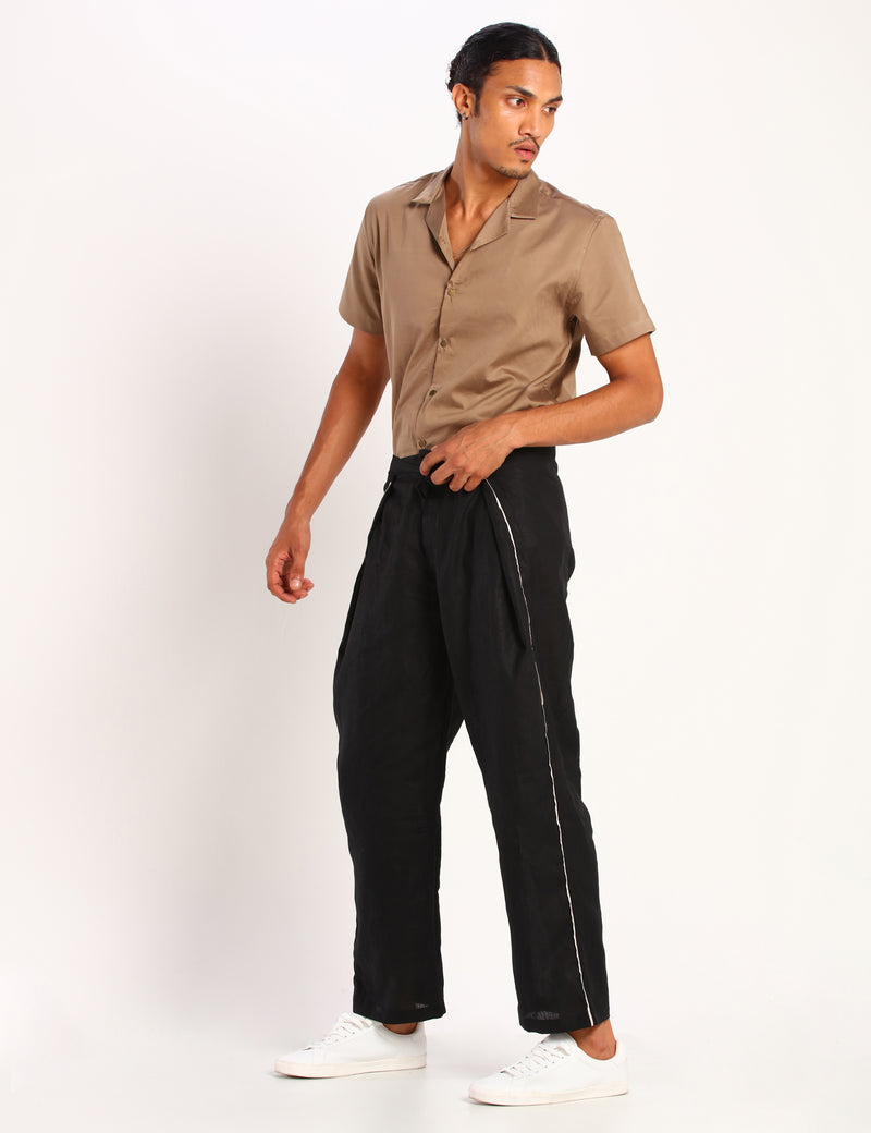 SENDAI TROUSER - BLACK