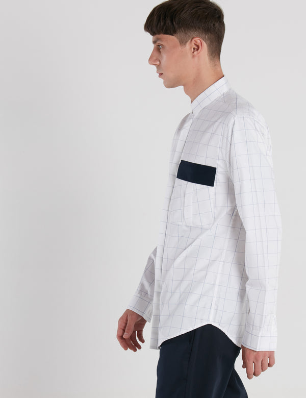 GRESHAM SHIRT - WHITE
