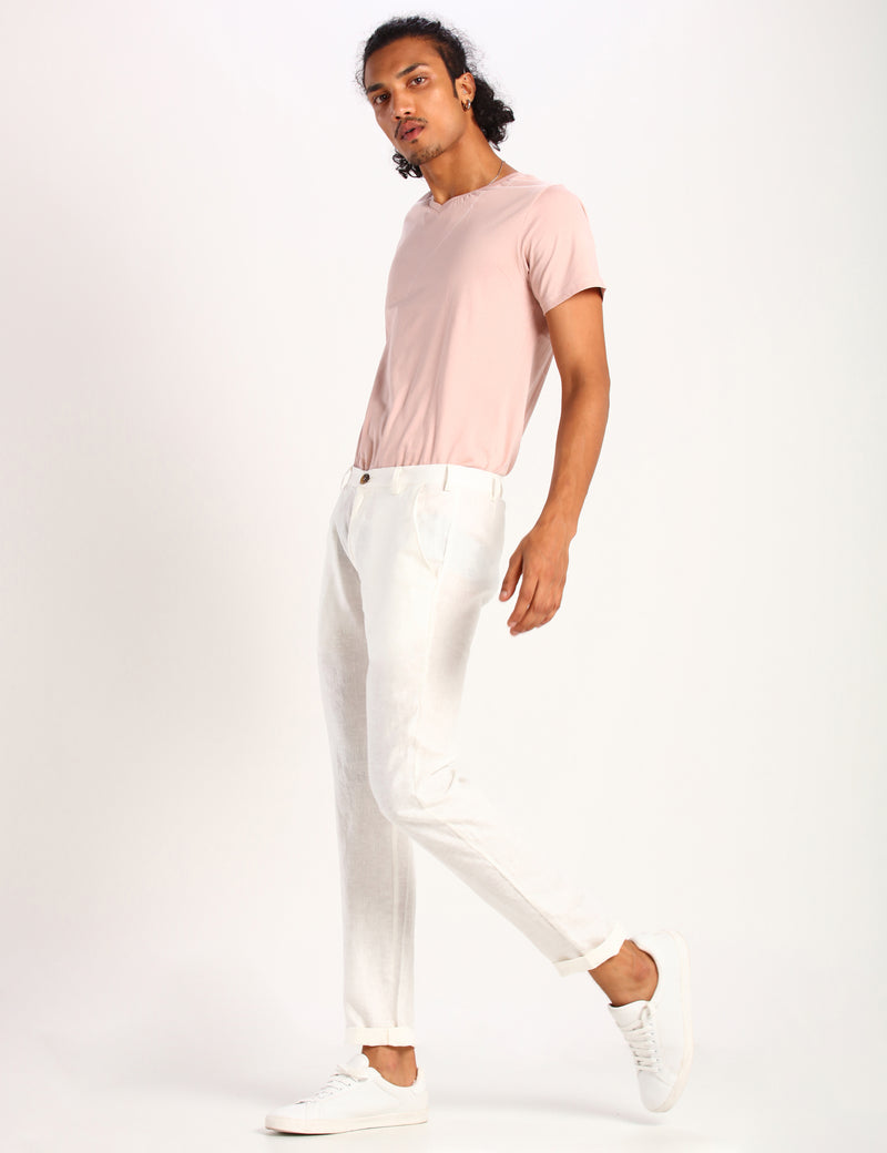 TOCO TROUSER - WHITE