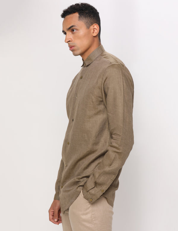 AIR SHIRT - KHAKI