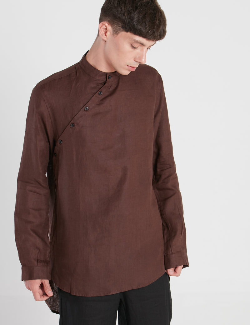 VAN KURTA - BROWN
