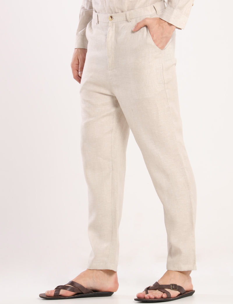 TOCO TROUSER - IVORY