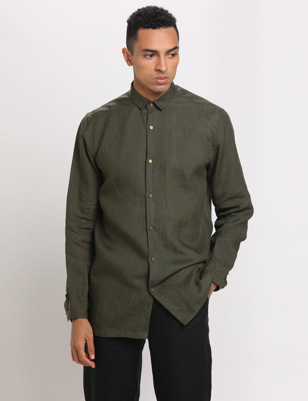 AIR SHIRT - MILITARY GREEN