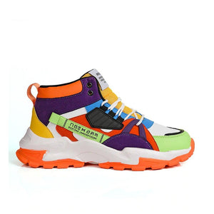 ARCADE RT MULTI GREEN Men - Urbanlife.cl - SNEAKER