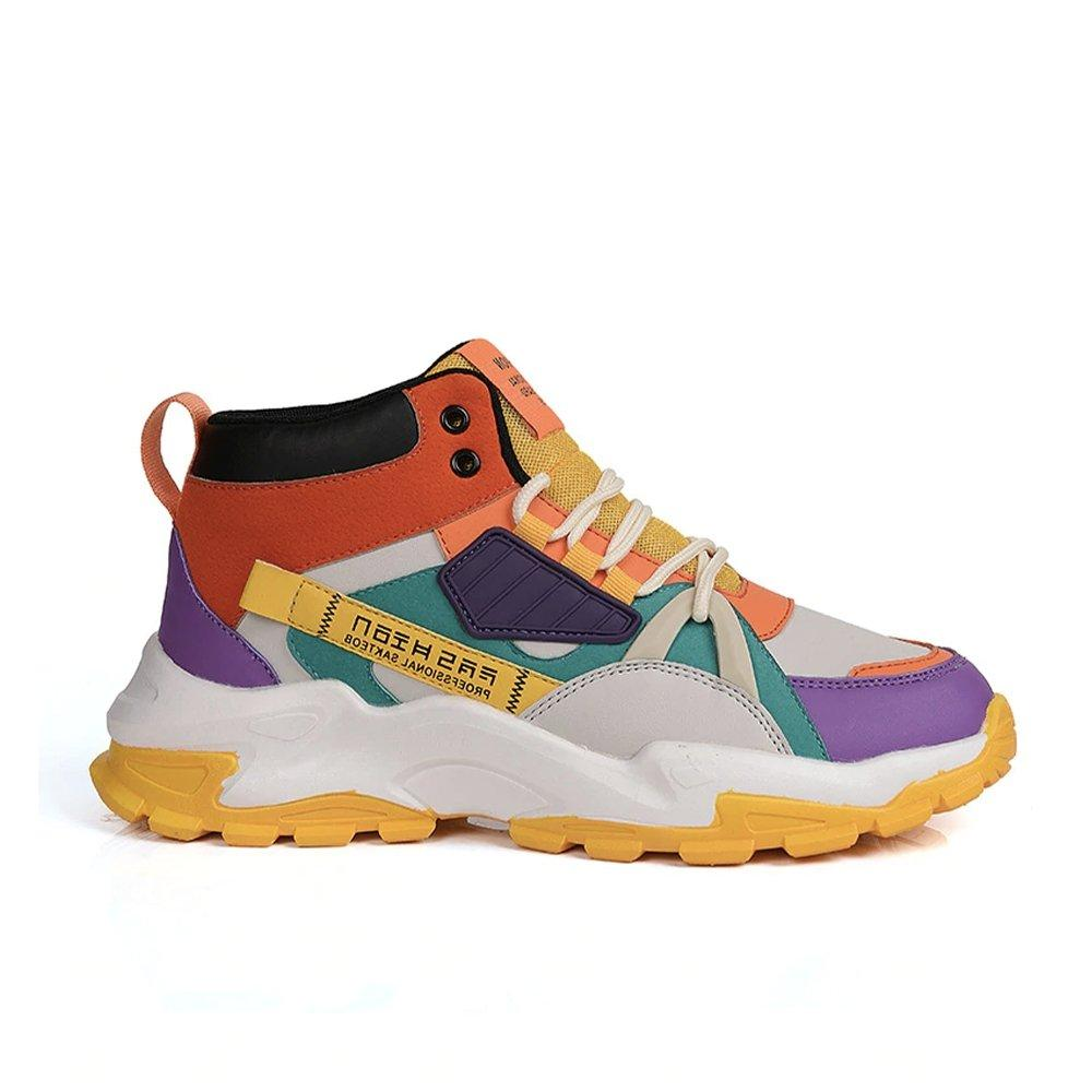 ARCADE RT MULTI YELLOW Men - Urbanlife.cl - SNEAKER