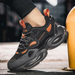 FRIGHT BLACK ORANGE Men - Urbanlife.cl - SNEAKER