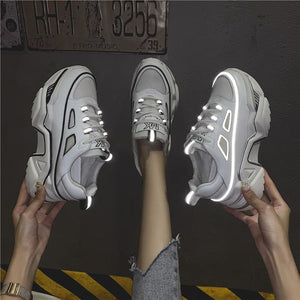 INCISIVE WHITE BLACK Women - Urbanlife.cl - SNEAKER