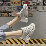 INCISIVE WHITE Women - Urbanlife.cl - SNEAKER