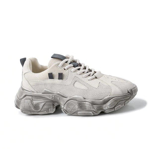 KIUDO BEIGE GREY Women - Urbanlife.cl - SNEAKER