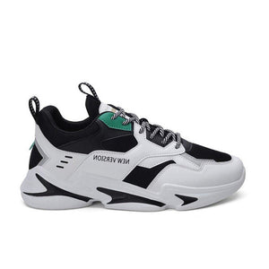 KRONIUM WHITE BLACK Men - Urbanlife.cl - SNEAKER