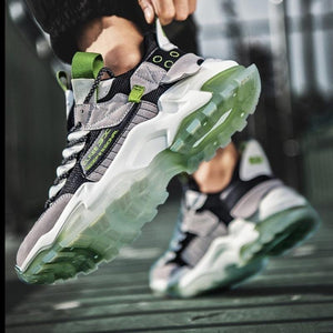LIGHTNING WHITE GREEN Men - Urbanlife.cl - SNEAKER