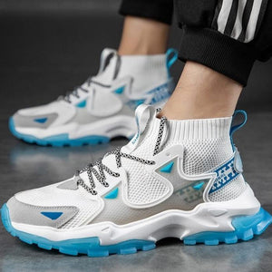 MARTYR WHITE CYAN Men - Urbanlife.cl - SNEAKER