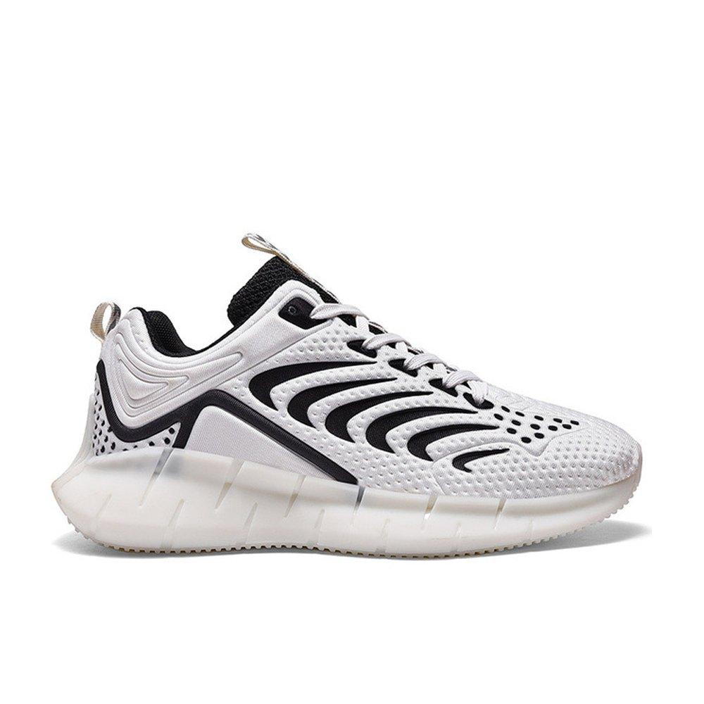 SPUNKS WHITE BLACK Men - Urbanlife.cl - SNEAKER