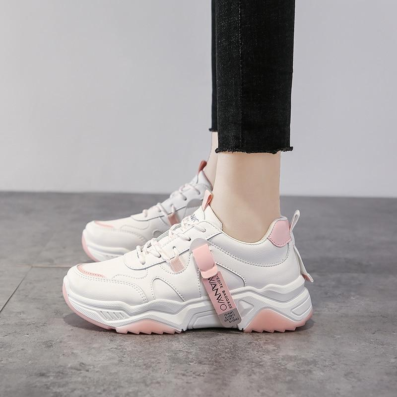 SPY WHITE PINK Women - Urbanlife.cl - SNEAKER
