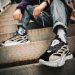 ULTRON BLACK BEIGE Men - Urbanlife.cl - SNEAKER