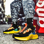 ZIGMA ZX BLACK YELLOW Men - Urbanlife.cl - SNEAKER