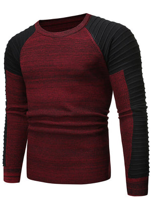 Open image in slideshow, Knit Pullover
