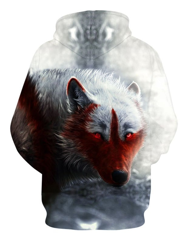 Wolf Blood Pattern