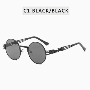 Open image in slideshow, Gothic Steampunk Sunglasses