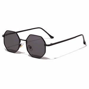 Open image in slideshow, Hexagonal Sunglasses Retro
