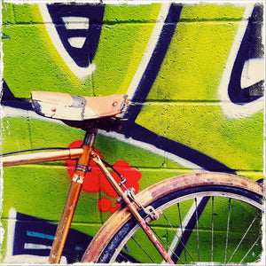 Graffiti Bike