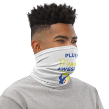 Load image into Gallery viewer, Unisex Neck Gaiter-Plus 1