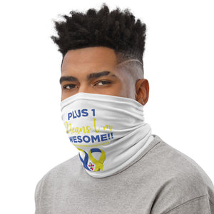 Unisex Neck Gaiter-Plus 1