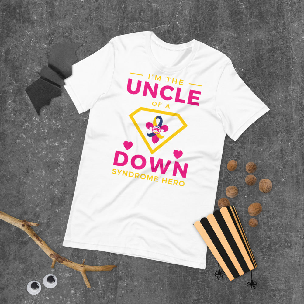 Uncle of a Hero T-Shirt