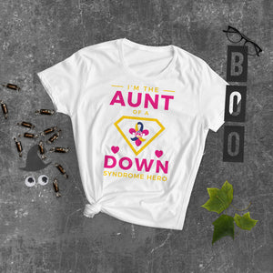 Aunt of a Hero T-shirt
