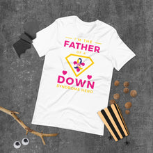 Load image into Gallery viewer, Father of a Hero T-Shirt