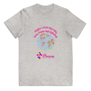 WDS-Youth jersey T-shirt