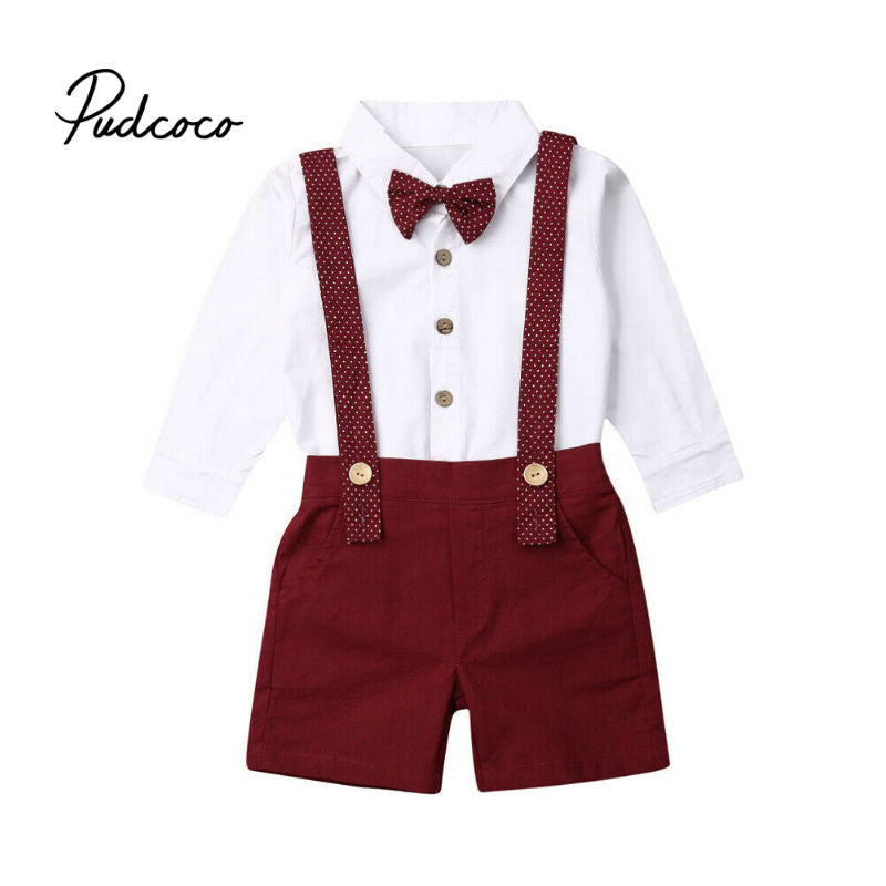 Toddler Children Clothes Suits Baby