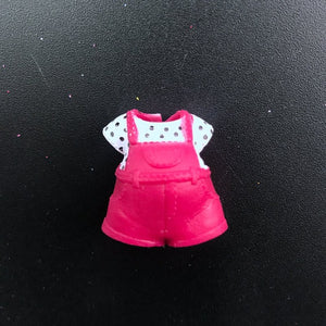 Original Surprised Beautiful Doll Clothes