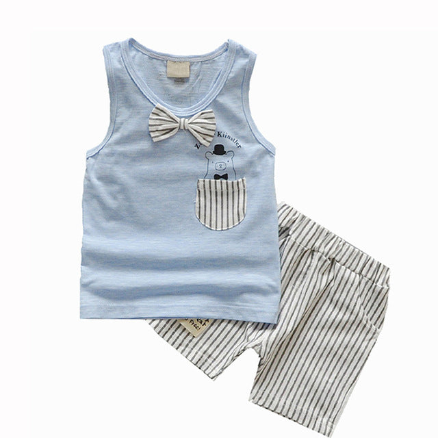Boys Clothing Set Toddler Boy